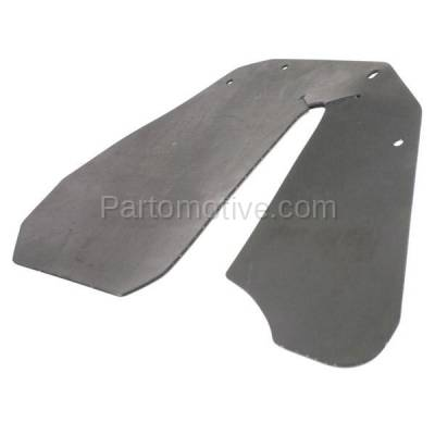 Aftermarket Replacement - ESS-1148R 01-02 Crown Vic Front Engine Splash Shield Under Cover Passenger Side FO1251141 - Image 2