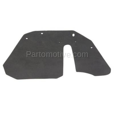 Aftermarket Replacement - ESS-1148R 01-02 Crown Vic Front Engine Splash Shield Under Cover Passenger Side FO1251141 - Image 3