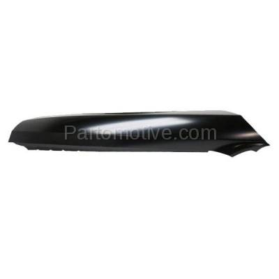 Aftermarket Replacement - FDR-1137R 2008-2019 Dodge Challenger (3.5 & 3.6 & 5.7 & 6.1 & 6.2 & 6.4 Liter V6/V8 Engine) Front Fender Quarter Panel Right Passenger Side - Image 2