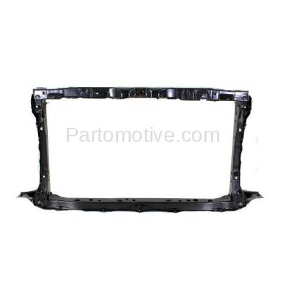Aftermarket Replacement - RSP-1776 2012-2017 Toyota Priuis C (Hatchback 4-Door) (1.5 Liter Electric/Gas Engine) Front Center Radiator Support Core Assembly Primed Steel - Image 1