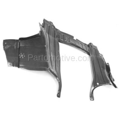 Aftermarket Replacement - ESS-1255 09-13 FIT Front Engine Splash Shield Under Cover Undercar HO1228125 74111TK6A00 - Image 2