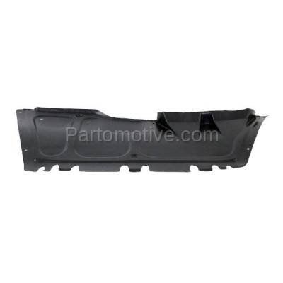 Aftermarket Replacement - ESS-1660 99-06 VW Golf & 06-10 GTI Engine Splash Shield Under Cover VW1228101 1J0825237R - Image 2