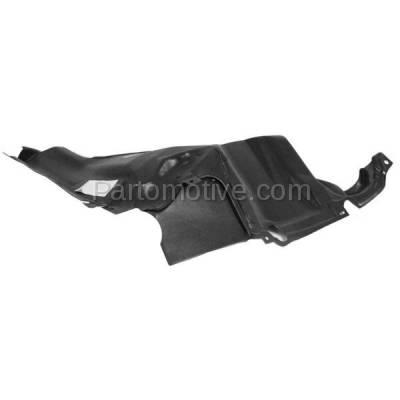 Aftermarket Replacement - ESS-1155R 08-12 Escape Engine Splash Shield Under Cover RH Right Passenger Side 8L8Z16102A - Image 1