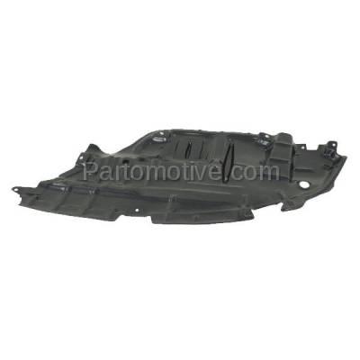 Aftermarket Replacement - ESS-1594L 13-15 Avalon Front Engine Splash Shield Under Cover Left Driver Side 5144207030 - Image 2