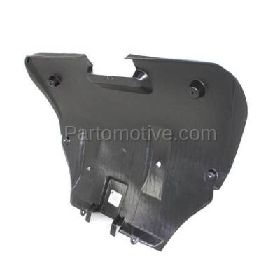 Aftermarket Replacement - ESS-1418 03-08 Mazda6 2.3L Engine Splash Shield Under Cover w/o Turbo MA1228104 GK2A56111 - Image 2