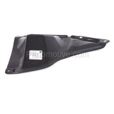 Aftermarket Replacement - ESS-1573R 00-06 Tundra Pickup Engine Splash Shield Under Cover Guard Right Side TO1228136 - Image 2