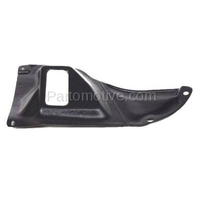 Aftermarket Replacement - ESS-1573L 00-06 Tundra Pickup Engine Splash Shield Under Cover Guard Driver Side TO1228137 - Image 1
