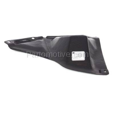Aftermarket Replacement - ESS-1573L 00-06 Tundra Pickup Engine Splash Shield Under Cover Guard Driver Side TO1228137 - Image 2