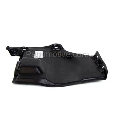 Aftermarket Replacement - ESS-1531R 2009-2014 Nissan Murano & 2011-2017 Quest Van Front Outer Engine Under Cover Splash Shield Undercar Guard Plastic Right Passenger Side - Image 1