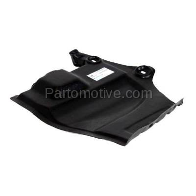 Aftermarket Replacement - ESS-1531R 2009-2014 Nissan Murano & 2011-2017 Quest Van Front Outer Engine Under Cover Splash Shield Undercar Guard Plastic Right Passenger Side - Image 2