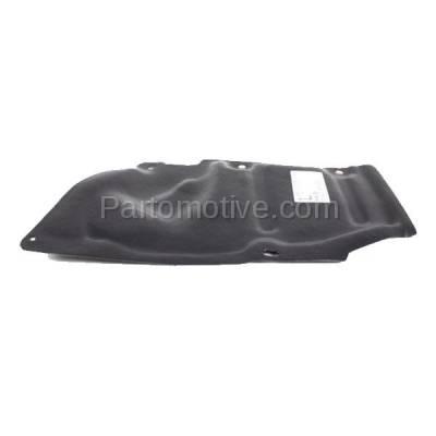 Aftermarket Replacement - ESS-1554L 2008-2018 Lexus CT200h, HS250h & Scion iM, tC, xB & Toyota Corolla iM, Prius/V Front Outer Engine Splash Shield Left Driver Side - Image 2