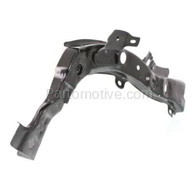 Aftermarket Replacement - RSP-1421R 2011-2012 Infiniti G25 & 2007-2013 Infiniti G35/G37 & 2014-2015 Infiniti Q40/Q60 Radiator Support Side Bracket Brace Panel Right Passenger Side - Image 2