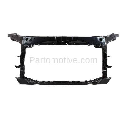 Aftermarket Replacement - RSP-1339 2008-2012 Honda Accord (Coupe 2-Door) (2.4 & 3.5 Liter Engine) Front Center Radiator Support Core Assembly Primed Made of Steel - Image 1
