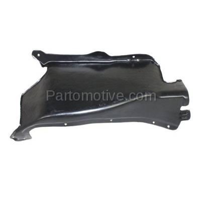 Aftermarket Replacement - ESS-1663 00-02 VW Jetta Engine Splash Shield Drive Belt Under Cover VW1228103 1J0825250G - Image 2