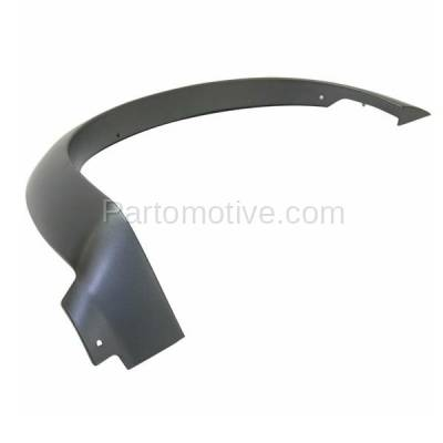 Aftermarket Replacement - FDF-1034R 10-14 F150 Pickup Truck Front Fender Flare Wheel Opening Molding Trim Right Side - Image 2
