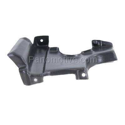 Aftermarket Replacement - ESS-1388L 2006-2018 Lexus IS250/IS350/IS F & GS200t/GS300/GS350/GS430/GS450h/GS460 & 2015-2016 RC200t/RC350 Engine Splash Shield Left Side - Image 2