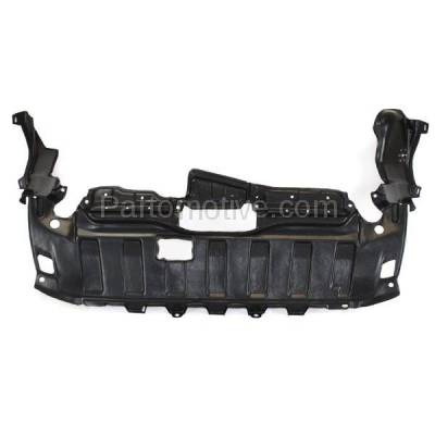 Aftermarket Replacement - ESS-1246 05-06 CRV Front Engine Splash Shield Under Cover w/o Clip HO1228131 74111S9A010 - Image 2