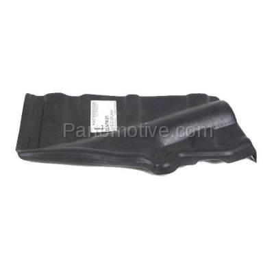 Aftermarket Replacement - ESS-1315L Engine Splash Shield Under Cover Fits 07-12 Elantra Left Driver Side HY1228118 - Image 2