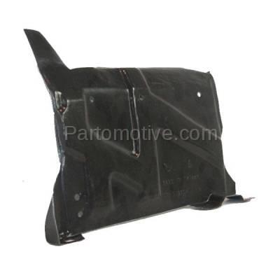 Aftermarket Replacement - ESS-1316L Engine Splash Shield Under Cover For 01-06 Elantra/03-08 Tiburon LH Driver Side - Image 2