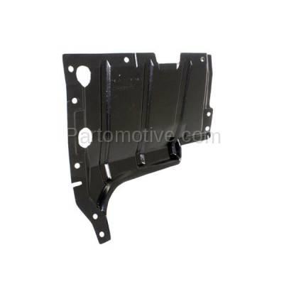 Aftermarket Replacement - ESS-1491L 02-07 Lancer Front Engine Splash Shield Under Cover Guard Driver Side MI1228108 - Image 3