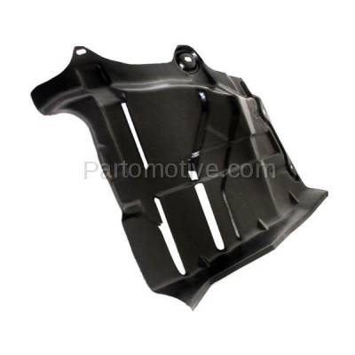 Aftermarket Replacement - ESS-1525L Front Engine Splash Shield Under Cover For 04-09 Quest LH Driver Side 64839CK010 - Image 2