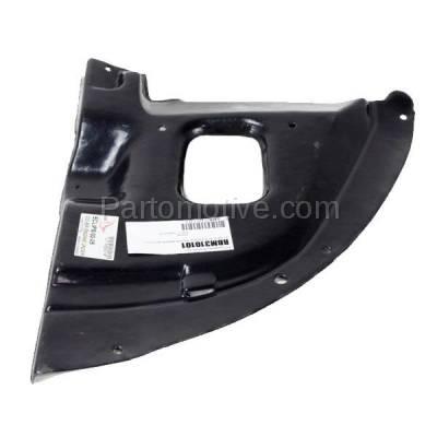 Aftermarket Replacement - ESS-1503R 00-05 Eclipse Engine Splash Shield Under Cover Passenger Side MI1228105 MR447606 - Image 2