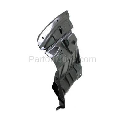 Aftermarket Replacement - ESS-1535L Front Splash Shield Under Guard For 02-03 Maxima 02-04 I35 Driver Side NI1248110 - Image 3