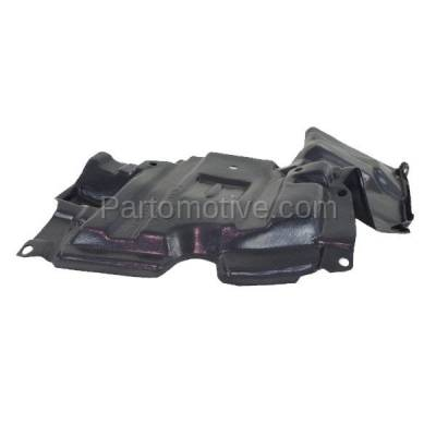 Aftermarket Replacement - ESS-1586R 12-15 Prius C Front Engine Splash Shield Under Cover Guard Right Side TO1228207 - Image 2