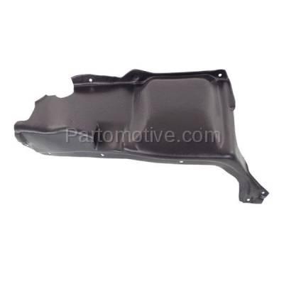 Aftermarket Replacement - ESS-1652L 06-10 Beetle 2.5L Front Engine Splash Shield Under Cover Driver Side VW1228130 - Image 2