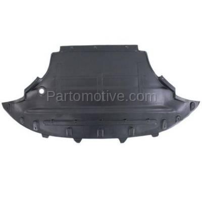 Aftermarket Replacement - ESS-1014 NEW 09-12 Q5 Engine Splash Shield Under Cover Front Plastic AU1228126 8R0863821C - Image 1