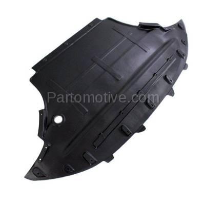 Aftermarket Replacement - ESS-1014 NEW 09-12 Q5 Engine Splash Shield Under Cover Front Plastic AU1228126 8R0863821C - Image 2