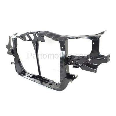 Aftermarket Replacement - RSP-1376 1999-2001 Honday Odyssey (Cargo, EX, LX) Passenger Van 5-Door (3.5 Liter V6) Front Radiator Support Core Assembly Primed Steel - Image 2