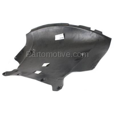Aftermarket Replacement - ESS-1068 06-07 5-Series V6 Center Engine Splash Shield Under Cover BM1228128 51757138601 - Image 2