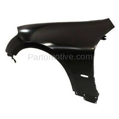 Aftermarket Replacement - FDR-1452LC CAPA 2008-2010 Infiniti M35 & M45 (3.5 & 4.5 Liter V6/V8 Engine) Front Fender Quarter Panel Primed Steel Left Driver Side - Image 3
