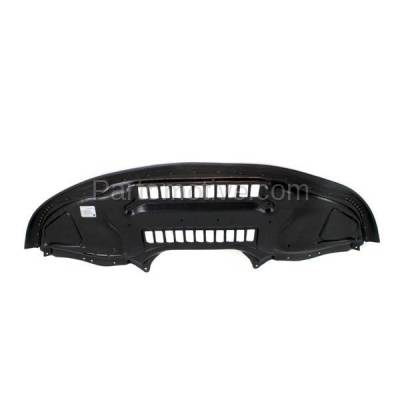 Aftermarket Replacement - ESS-1450 03-06 S55 AMG Front Engine Splash Shield Under Cover Guard MB1228143 2205246130 - Image 1