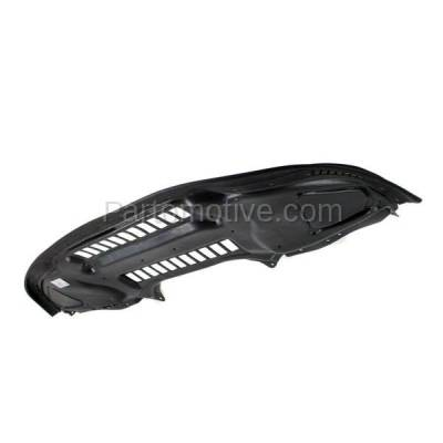 Aftermarket Replacement - ESS-1450 03-06 S55 AMG Front Engine Splash Shield Under Cover Guard MB1228143 2205246130 - Image 2