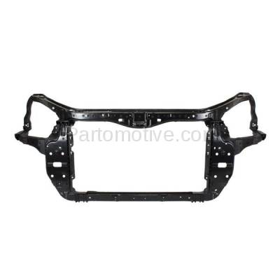 Aftermarket Replacement - RSP-1438 2007-2012 Kia Rondo (EX, EX Luxury, EX Premium, LX) Wagon 4-Door Front Center Radiator Support Core Assembly Primed Steel - Image 1