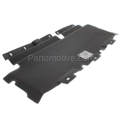 Aftermarket Replacement - ESS-1160 99-04 F-Series Pickup 2WD Lower Engine Splash Shield Under Cover/Air Deflector - Image 2