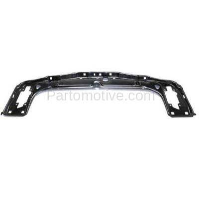 Aftermarket Replacement - RSP-1034 2014-2017 BMW 2/4-Series & 2012-2018 BMW 3-Series (2.0 & 3.0 Liter Engine) Front Radiator Support Core Upper Panel Tie Bar Primed Steel - Image 1
