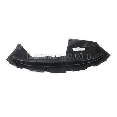 Aftermarket Replacement - ESS-1629 04 05 06 Sienna 3.3L Front Engine Splash Shield Under Cover TO1228145 5144108010 - Image 2