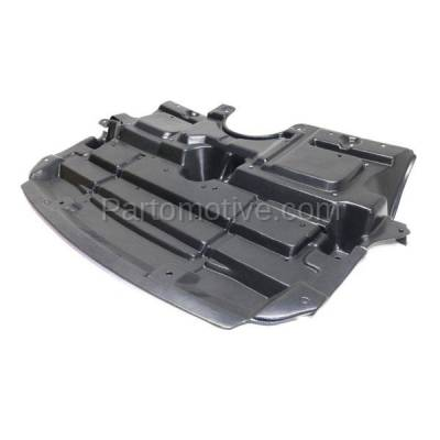 Aftermarket Replacement - ESS-1375 11-13 IS-250/350 AWD Front Engine Splash Shield Under Cover LX1228144 5141053130 - Image 2