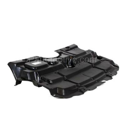 Aftermarket Replacement - ESS-1406 06 07 08 IS-250 AWD Front Engine Splash Shield Under Cover LX1228111 5144153070 - Image 3