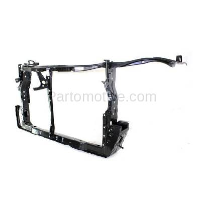 Aftermarket Replacement - RSP-1736 2012-2014 Toyota Camry (Hybrid, L, LE, SE, XLE) Sedan 4-Door (2.5 & 3.5 Liter) Front Center Radiator Support Core Assembly Primed Steel - Image 2