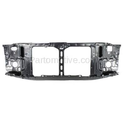 Aftermarket Replacement - RSP-1236 1998-2005 Chevrolet Blazer & 1998-2004 S10/Sonoma Pickup Truck & 1998-2001 Oldsmobile Bravada/GMC Jimmy Radiator Support Core Assembly - Image 1