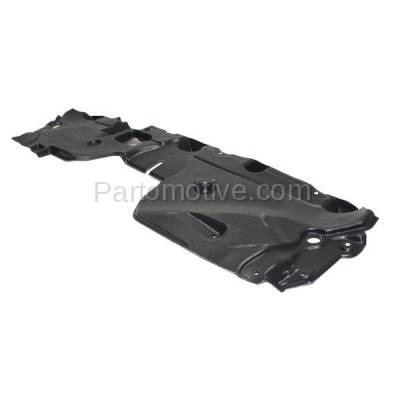 Aftermarket Replacement - ESS-1243 12-15 Pilot Front Engine Splash Shield Under Cover Guard HO1228134 74111SZAA50 - Image 2