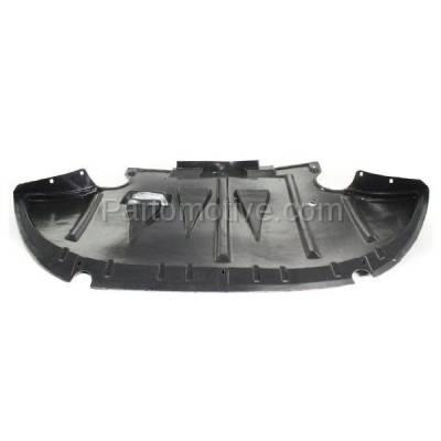 Aftermarket Replacement - ESS-1029 03-05 Allroad Quattro Front Engine Splash Shield Under Cover AU1228104 4B3863821 - Image 3