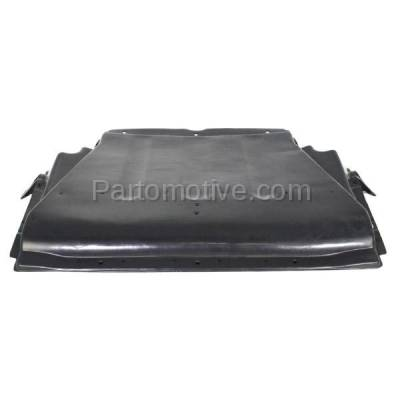 Aftermarket Replacement - ESS-1079 01-06 M3 Coupe/Convertible Engine Splash Shield Under Cover Undercar 51717895091 - Image 2
