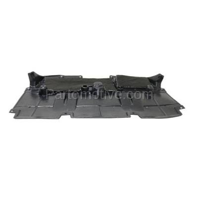 Aftermarket Replacement - ESS-1373 14-15 IS250 & 14-16 IS350 AWD Front Engine Splash Shield Under Cover 5141053150 - Image 3