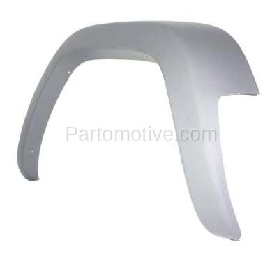 Aftermarket Replacement - FDF-1029R 02-04 Liberty Front Fender Flare Wheel Opening Molding Trim Right Passenger Side - Image 2