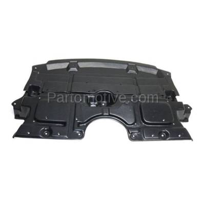 Aftermarket Replacement - ESS-1376 09-10 IS-250/350 AWD Front Engine Splash Shield Under Cover LX1228142 5141053100 - Image 1